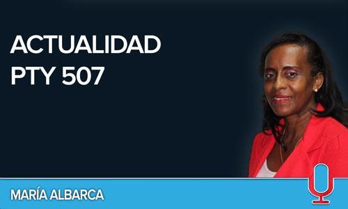 ACTUALIDAD PTY 507