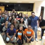 Jóvenes brasileñas de Santo André (SP) se preparan para vivir la JMJ