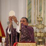 Celebración en la Catedral por monseñor Ulloa el miércoles de ceniza
