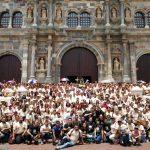 Peregrinacion  a la Catedral Basilica Santa Maria La Antigua