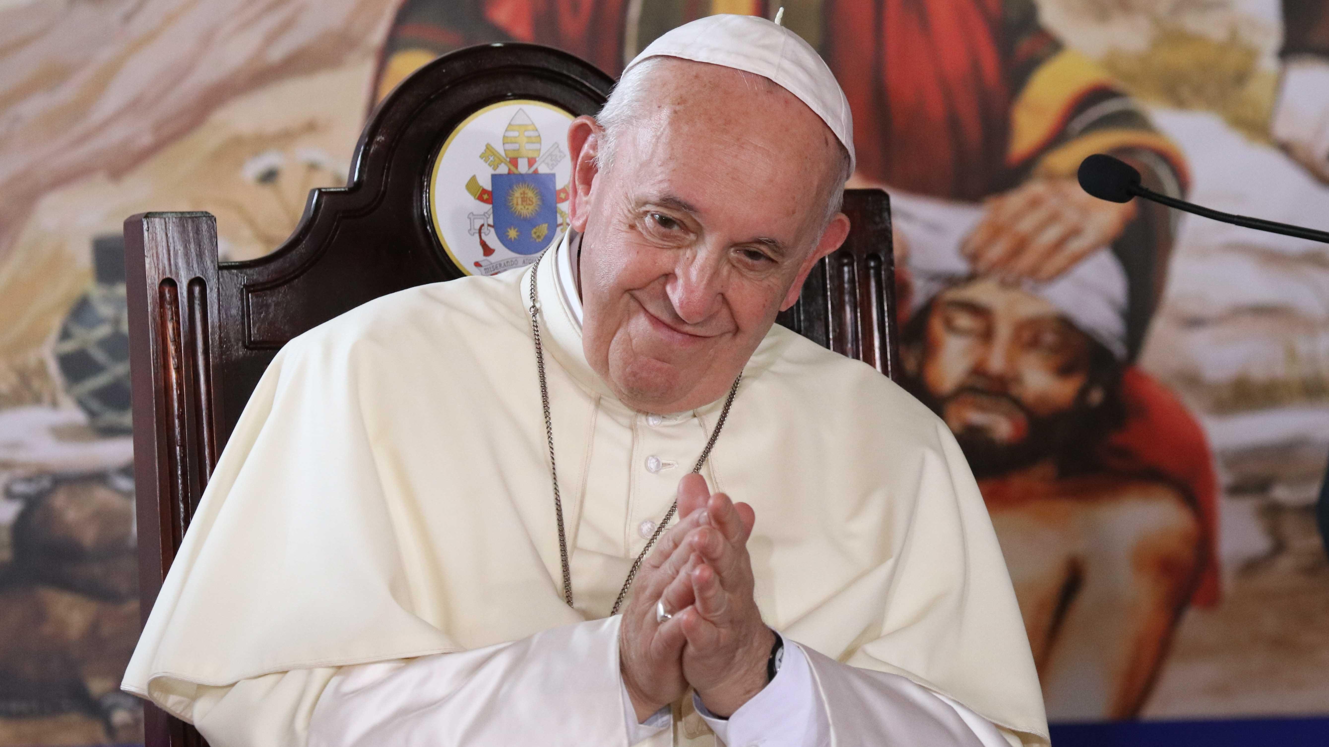 El Papa modifica el Código de Derecho Canónico