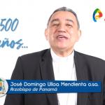 Arzobispo condecora a profesionales de la medicina en el Día del Médico
