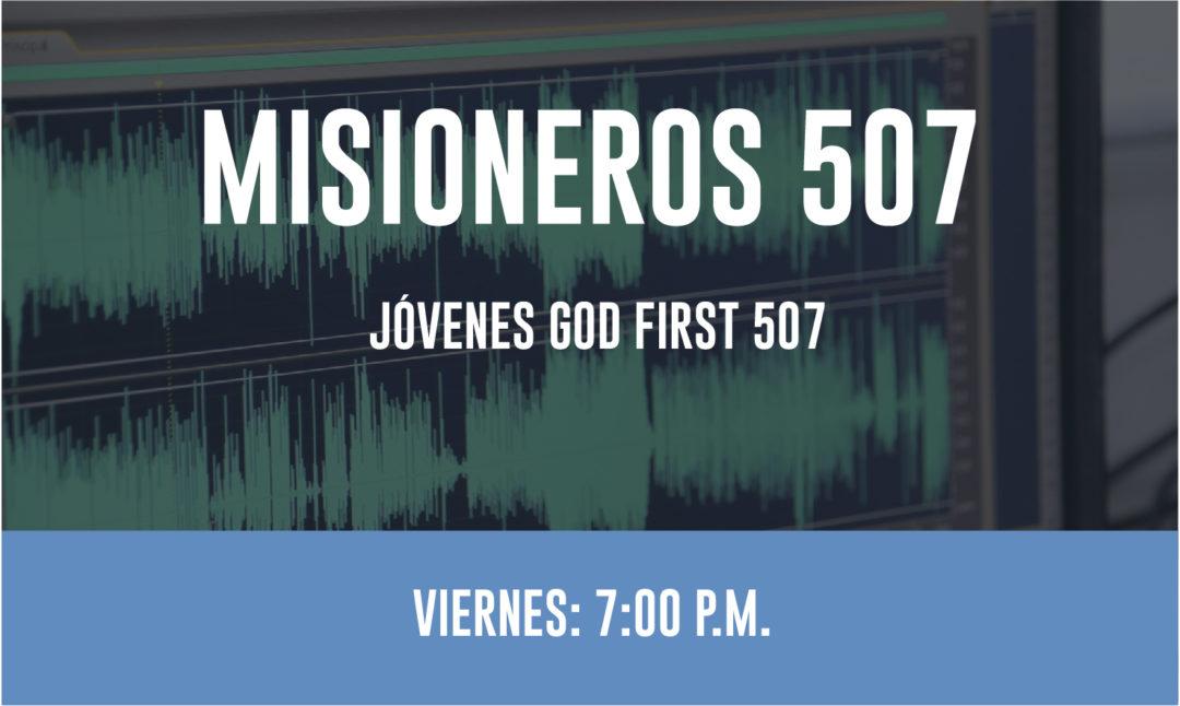 MISIONEROS 507