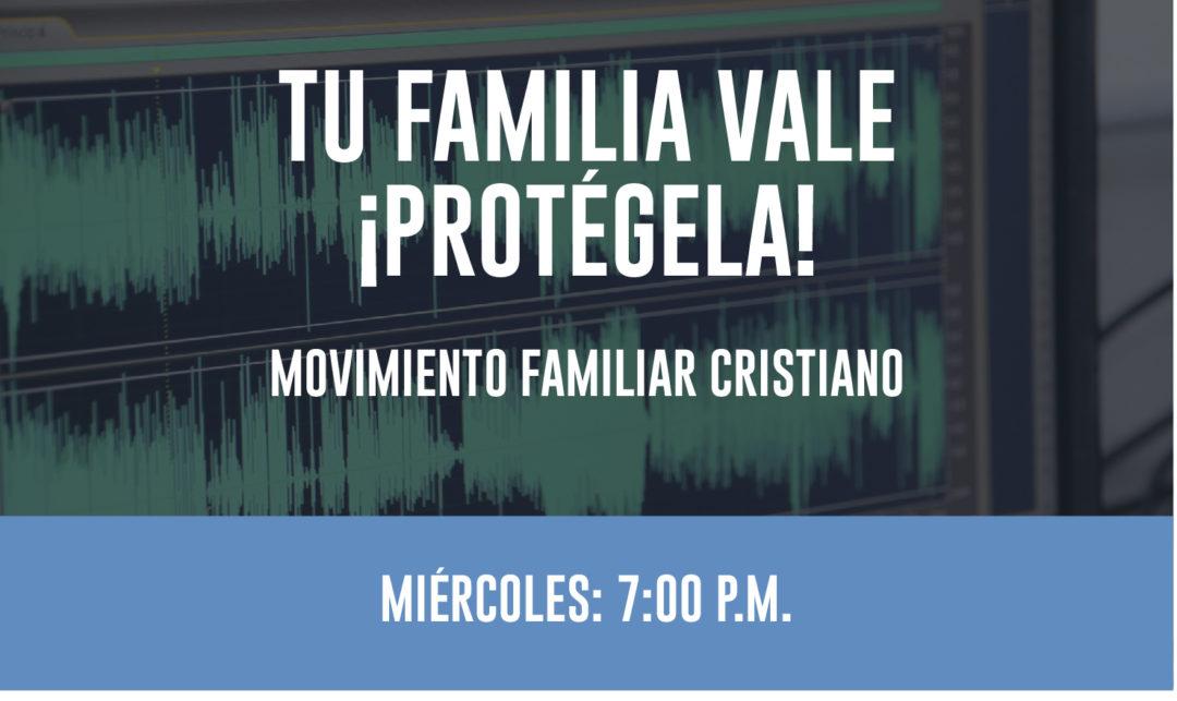 TU FAMILIA VALE, ¡PROTÉGELA!
