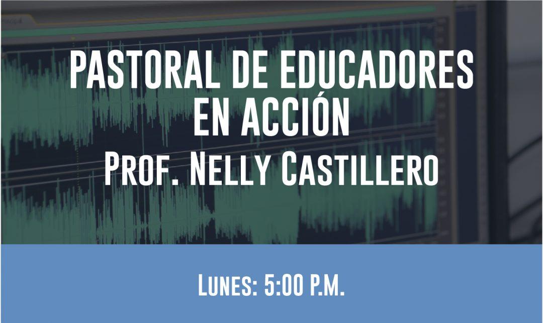PASTORAL DE EDUCADORES EN ACCIÓN