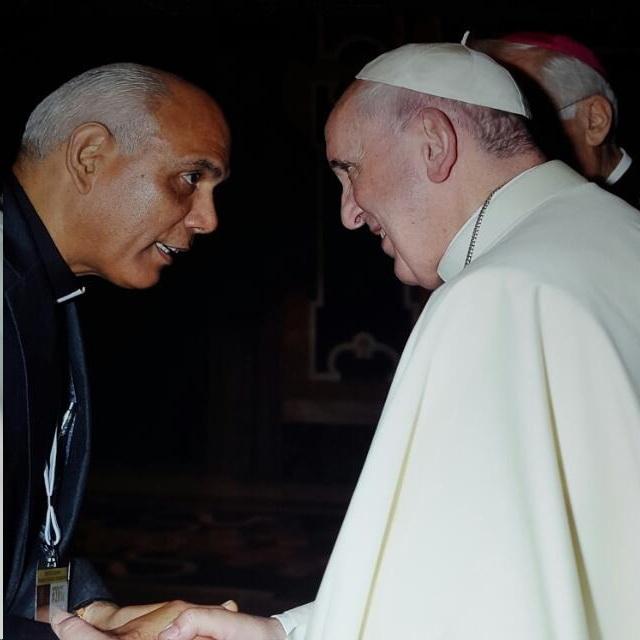Mons. Rómulo Daniel Aguilar Ramos ha descansado en la paz de nuestro Señor